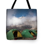 Home In The Sky Tote Bag