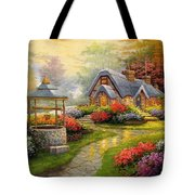 Home Is Where You Find Real Love Tote Bag