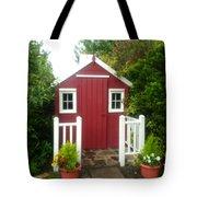 Home Made Shed Tote Bag