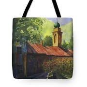 Home Of Long Ago  Tote Bag