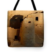 Home Of The Anasazi Tote Bag