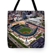 Home Of The Orioles - Camden Yards Tote Bag