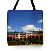 Home Of The Texas Rangers Tote Bag