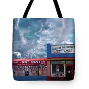 Home Of The World Champions Tote Bag