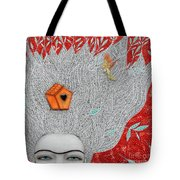 Home On My Mind Tote Bag
