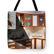 Home Pest Control Service Tote Bag