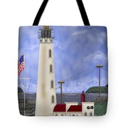 Home Port Tote Bag by Anne Norskog
