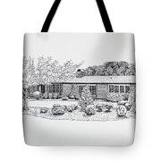 Home Portrait 2040 Tote Bag