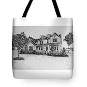 Home Portrait 472017 Tote Bag