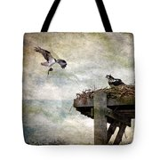 Homebuilding Tote Bag
