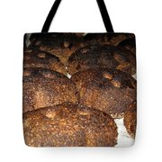 Homemade Lithuanian Rye Bread Tote Bag