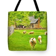 Homeplace Tote Bag