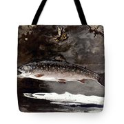 Homer: Trout, 1889 Tote Bag