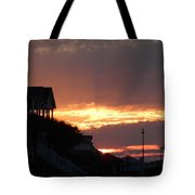Homes Of Sea Bright  Tote Bag