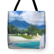 Homesick For Hawaii Tote Bag
