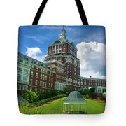 Homestead Omni Hotel Tote Bag