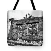 Homestead Ruins Tote Bag