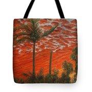 Homestead Sunset Tote Bag