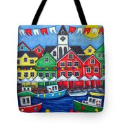 Hometown Festival Tote Bag