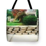 Hometown Garden Tote Bag