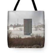 Hometown Landmark Tote Bag