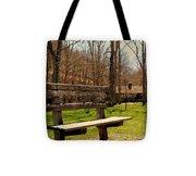Hometown Series - Have A Seat Tote Bag