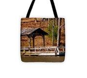 Hometown Series - Sherando Lake -2 Tote Bag