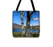 Hometown Series -sherando Lake Tote Bag