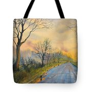 Homeward Bound For Kilham Tote Bag