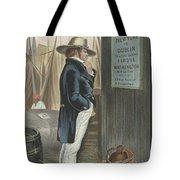 Homeward Bound  New York Tote Bag