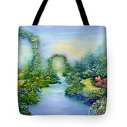 Homeward Journey Tote Bag