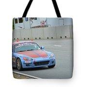 Honda Challenge 802 Tote Bag