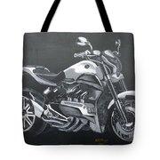 Honda Concept Evo 6 Tote Bag