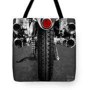 Honda Four Tote Bag