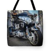 Honda Motorbike Tote Bag