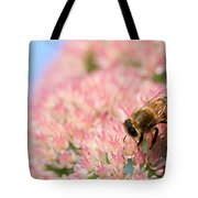 Honey Bee 3 Tote Bag