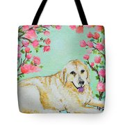 Honey Flowers Everyday Tote Bag