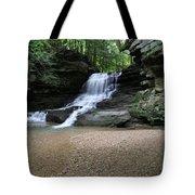 Honey Run Falls 3 Tote Bag