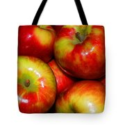 Honeycrisp Apples Tote Bag