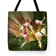 Honeysuckle Breeze Tote Bag