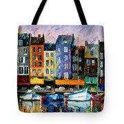 Honfleur - Normandie Tote Bag