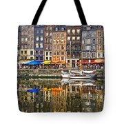 Honfleur France Tote Bag