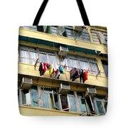 Hong Kong Apartment 7 Tote Bag
