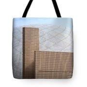 Hong Kong Architecture 13 Tote Bag