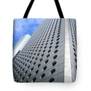 Hong Kong Architecture 38 Tote Bag