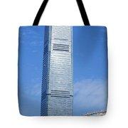 Hong Kong Architecture 45 Tote Bag