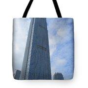 Hong Kong Architecture 48 Tote Bag
