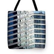 Hong Kong Architecture 64 Tote Bag