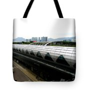 Hong Kong Cruise Terminal 2 Tote Bag