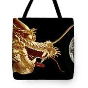Hong Kong Dragon  Tote Bag